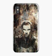 Benedict Cumberbatch - Khan (grunge) iPhone Case