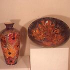 Pottery  (exhibition in 1992) by catherine walker