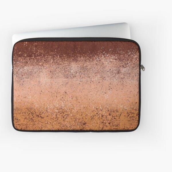 Warm Neutral Boho Terracotta Laptop Sleeve