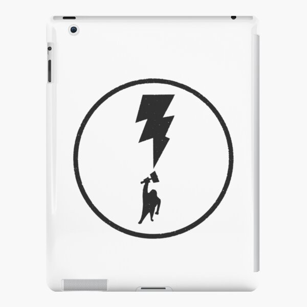 Bring The Thunder iPad Snap Case