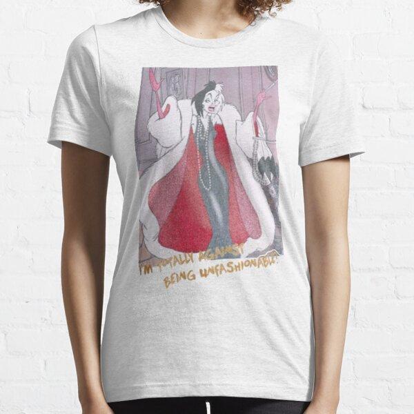 Im Totally Against Design Essential T-Shirt