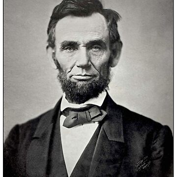 Abraham Lincoln American President by ozziwar