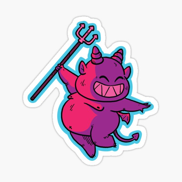 Mischief the Devil - #03 Sticker