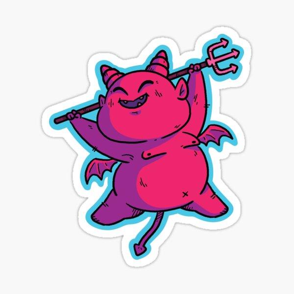 Mischief the Devil - #04 Sticker