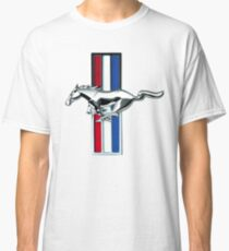 MUSTANG BADGE Classic T-Shirt