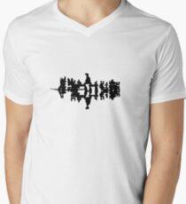 Inukshuk - City of Stones Men's V-Neck T-Shirt