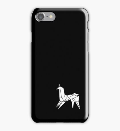 """""""It's too bad she won't live! But then again, who does?"""" iPhone Case/Skin"""