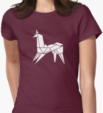 """""""It's too bad she won't live! But then again, who does?"""" Womens Fitted T-Shirt"""