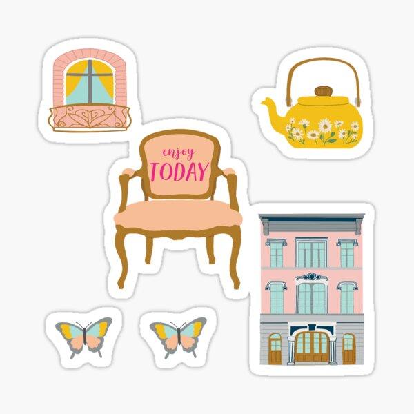 Fresh Home Spring Sticker Pack Sticker