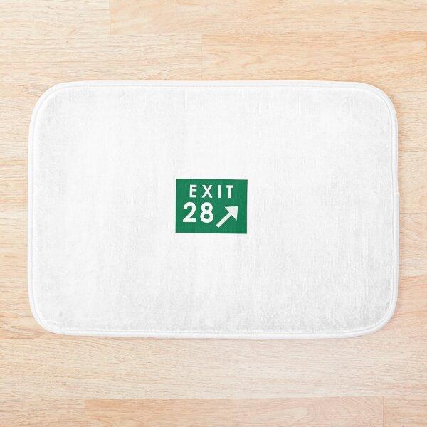Exit 28 Bath Mat