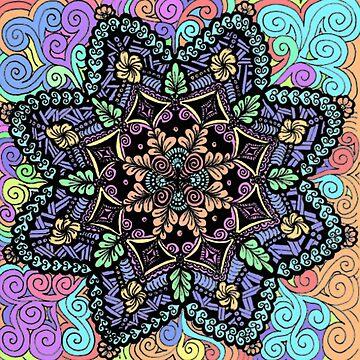 Mandala by ezee123