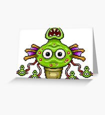 Hydraweed Greeting Card