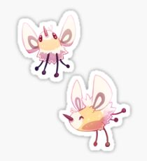 Cutieflies Sticker