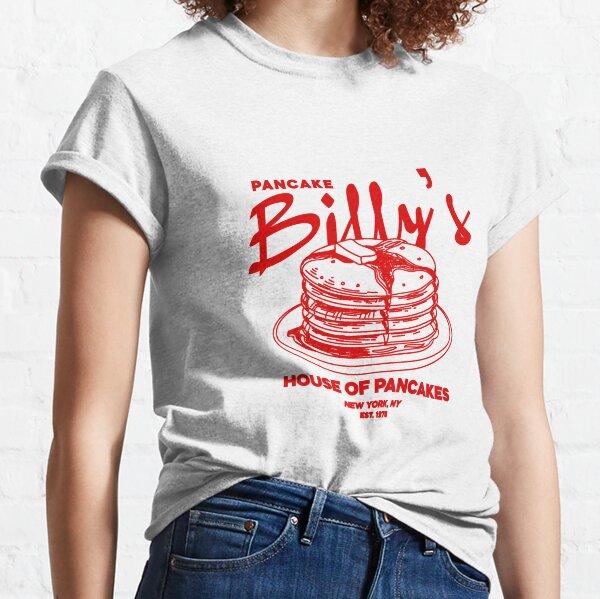 Pancake Billy's (Red) Classic T-Shirt