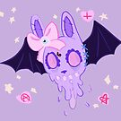 Popsicle Bunny Bat by GreenCereal