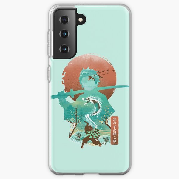 Demon Slayer - Tanjirou Samsung Galaxy Soft Case