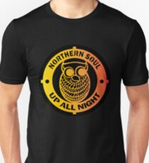 Northern Soul Up All Night On Fire T-Shirt
