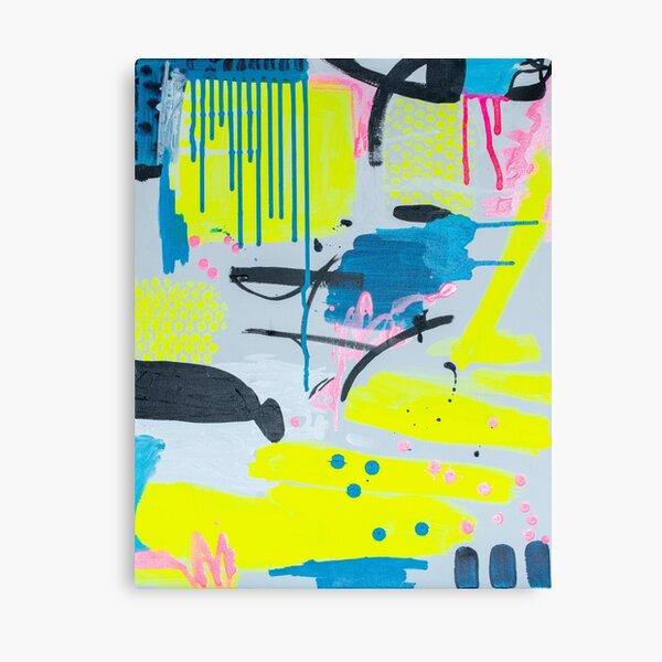 Hyperfocus I Canvas Print