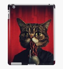 MEW-OOD - Kitty Ood Halfbreed Portrait iPad Case/Skin