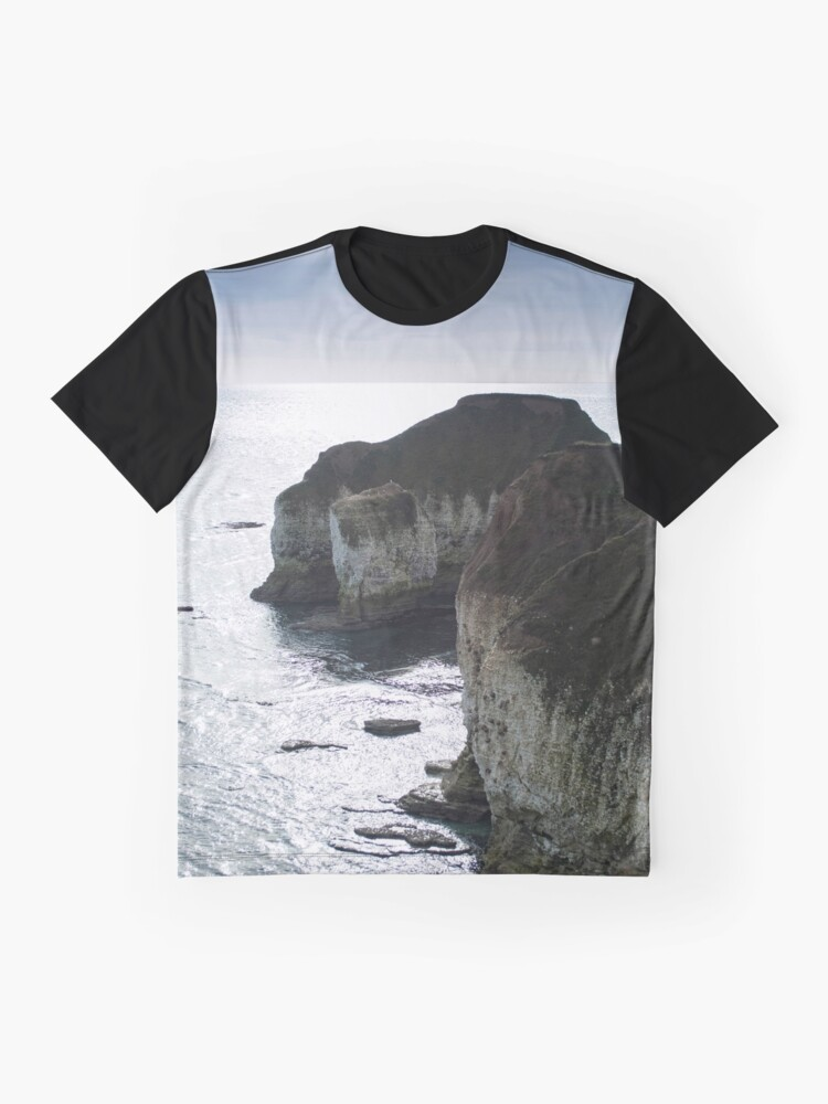 Alternate view of Chalk Cliffs Graphic T-Shirt