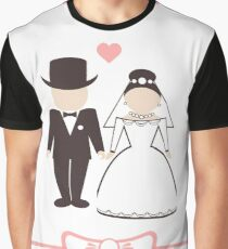 Wedding Graphic T-Shirt