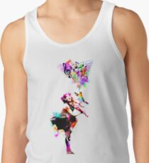 A Bird And The Violinist Tank Top
