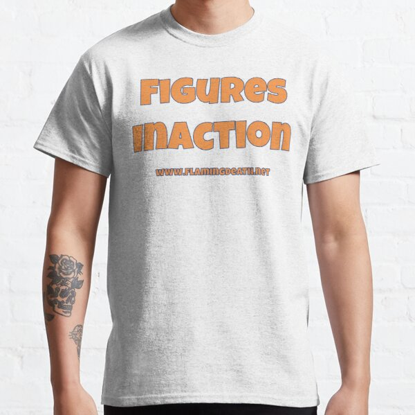 Figures Inaction logo Classic T-Shirt
