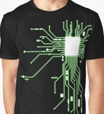 Circuitry Graphic T-Shirt
