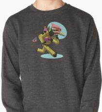 Demolitions Expert Woody Boomberg Pullover