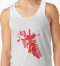 """Zone of the Enders - """"Flowing Destiny"""" Tank Top"""