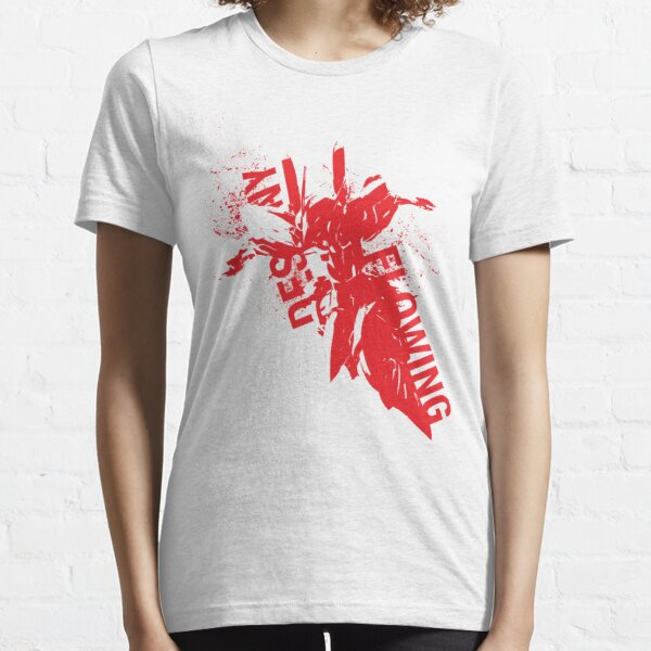 """Zone of the Enders - """"Flowing Destiny"""" Essential T-Shirt"""