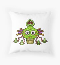 Hydraweed Throw Pillow