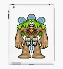 The Crypt Golem iPad Case/Skin