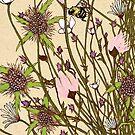 Wild Flowers Part 1 by Jessie Boulard