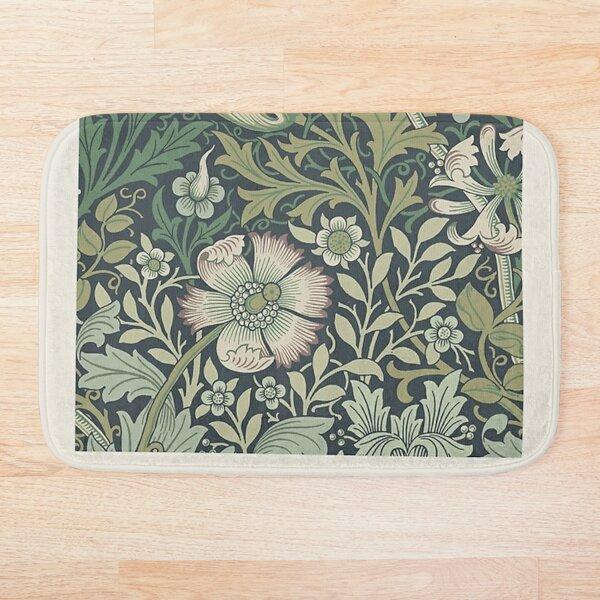 William Morris - Exhibition poster Bath Mat