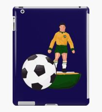 Retro  Table Football Australia 73 iPad Case/Skin