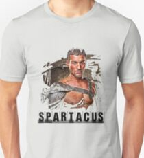 Spartacus - Blood and Sand - Andy Whitfield Unisex T-Shirt