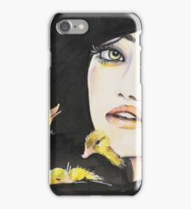 Mother Duck iPhone Case/Skin