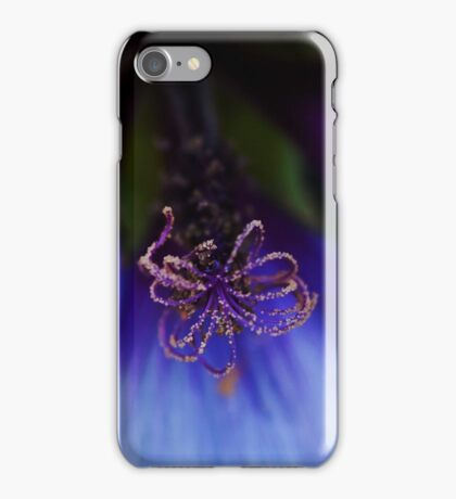 The Splendour of the Colour Purple iPhone Case/Skin