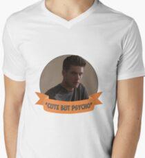 * Cute but Psycho * [Theo Raeken] Men's V-Neck T-Shirt