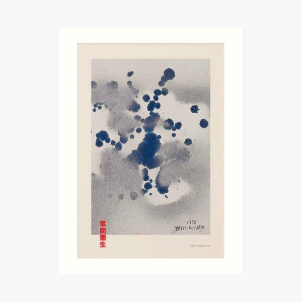 Yayoi Kusama 1978 Art Print