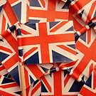 Union Jacks by Ed Sweetman