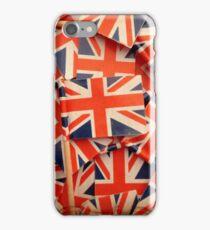 Union Jacks iPhone Case/Skin