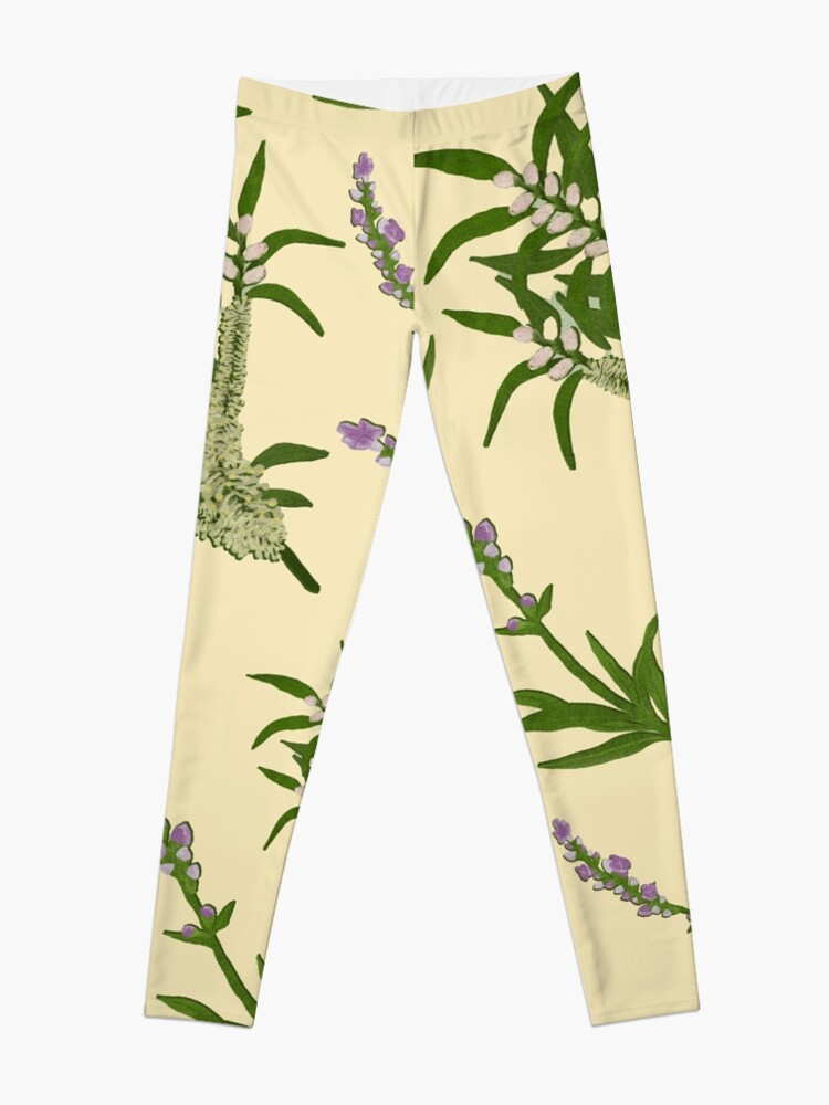 Alternate view of Lavender Wear Leggings