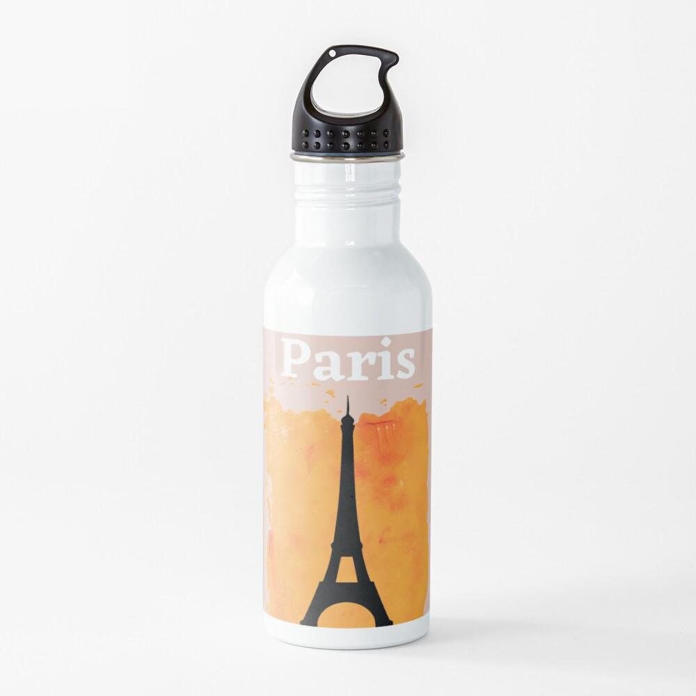 Travel Accessories - Paris Water Bottle
