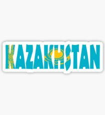 Kazakhstan Sticker