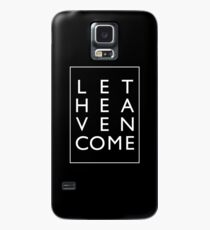 Let Heaven Come - White Case/Skin for Samsung Galaxy