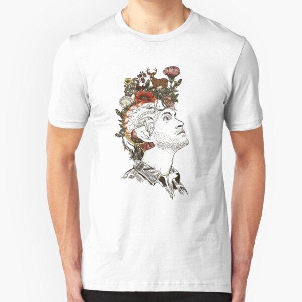 Will Graham NBC Mind Drawing  Slim Fit T-Shirt