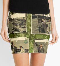 The melting plot Mini Skirt