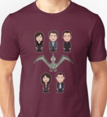 Torchwood team (shirt) Unisex T-Shirt